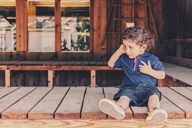 Zapaljenje srednjeg uva kod djece