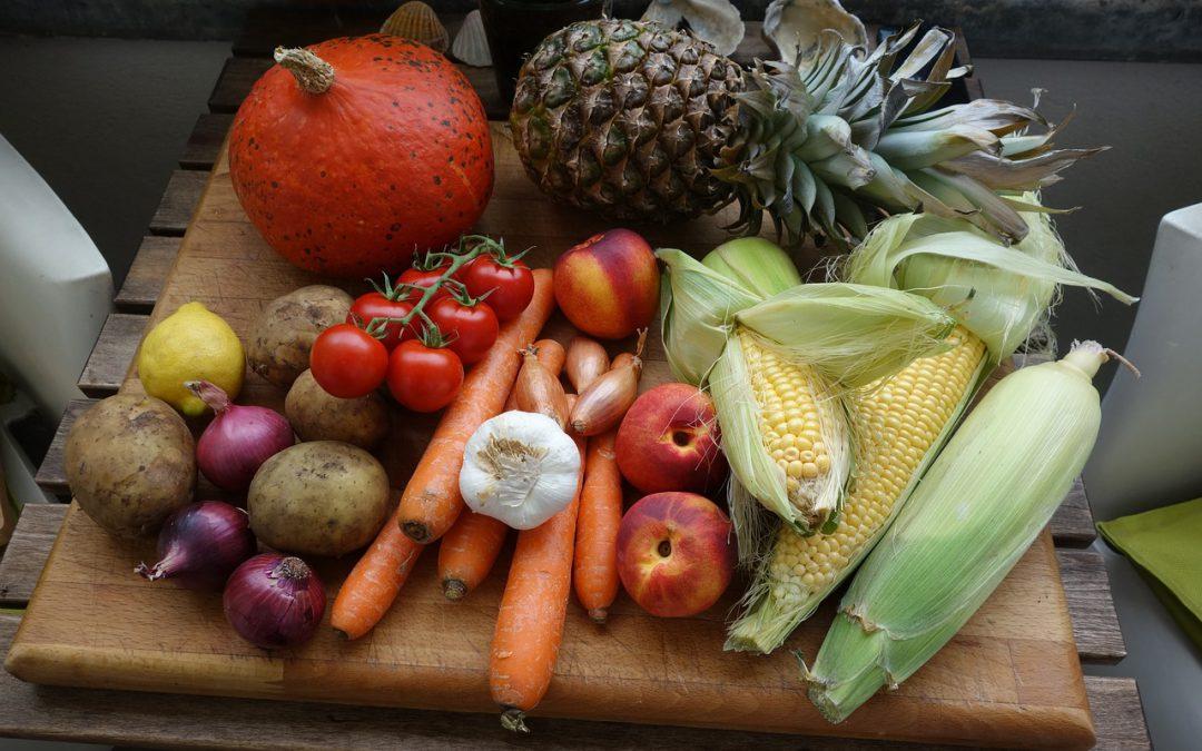 Voće i povrće u ishrani bebe